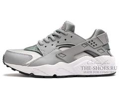 Кроссовки Женские Nike Air Huarache ES Grey White