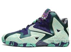 Кроссовки Мужские Nike Lebron 11 Elite Glow