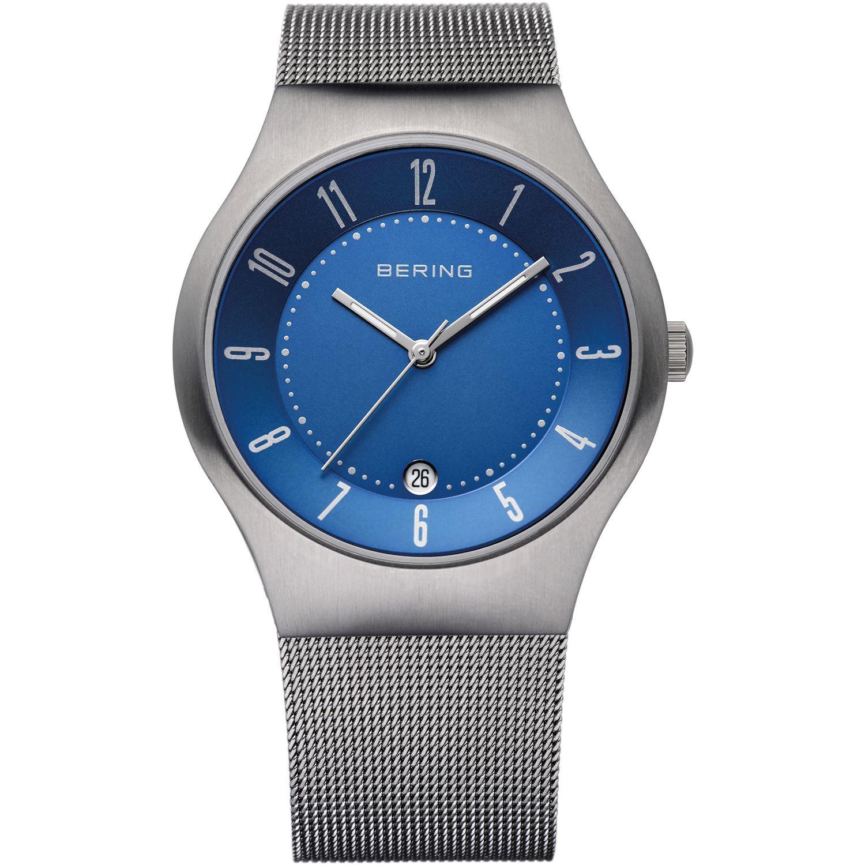 Bering 11937-003 - мужские наручные часы из коллекции TitaniumBering<br>сапфировое стекло, корпус из титана,  браслет  из нерж. стали, циферблат синего цвета, центральная секундная стрелка, с числовым календарем<br><br>Бренд: Bering<br>Модель: Bering 11937-003<br>Артикул: 11937-003<br>Вариант артикула: ber-11937-003<br>Коллекция: Titanium<br>Подколлекция: None<br>Страна: Дания<br>Пол: мужские<br>Тип механизма: кварцевые<br>Механизм: None<br>Количество камней: None<br>Автоподзавод: None<br>Источник энергии: от батарейки<br>Срок службы элемента питания: None<br>Дисплей: стрелки<br>Цифры: арабские<br>Водозащита: WR 50<br>Противоударные: None<br>Материал корпуса: титан<br>Материал браслета: титан<br>Материал безеля: None<br>Стекло: сапфировое<br>Антибликовое покрытие: None<br>Цвет корпуса: серый<br>Цвет браслета: серый<br>Цвет циферблата: None<br>Цвет безеля: None<br>Размеры: 37 мм<br>Диаметр: 37 мм<br>Диаметр корпуса: None<br>Толщина: None<br>Ширина ремешка: None<br>Вес: None<br>Спорт-функции: None<br>Подсветка: None<br>Вставка: None<br>Отображение даты: число<br>Хронограф: None<br>Таймер: None<br>Термометр: None<br>Хронометр: None<br>GPS: None<br>Радиосинхронизация: None<br>Барометр: None<br>Скелетон: None<br>Дополнительная информация: None<br>Дополнительные функции: None