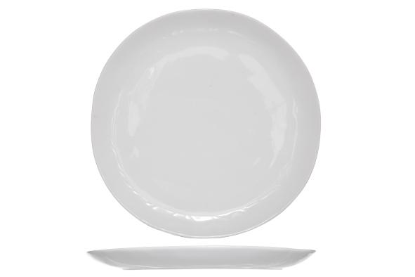 Тарелка для десерта 19 см COSY&amp;TRENDY Christy 7700231Тарелки<br>Тарелка для десерта 19 см COSY&amp;TRENDY Christy 7700231<br><br>Выпускаемая фарфоровая посуда отличается простотой и оригинальностью форм. У этой посуды нет острых углов, что удобно при ее санитарной обработке. Фарфор длительное время сохраняет тепло и обладает легкостью.<br>