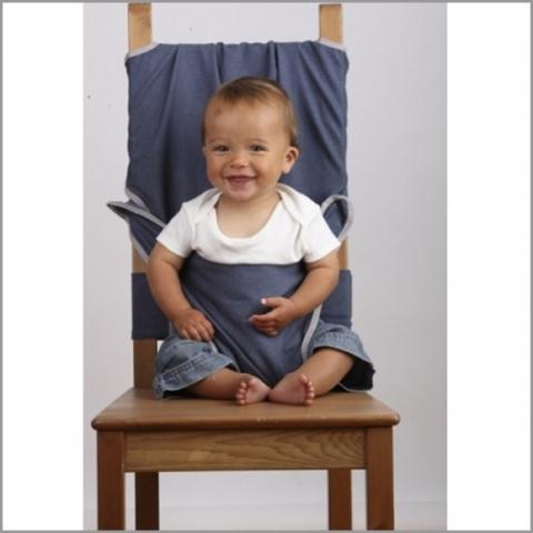Детский дорожный стульчик своими руками 61