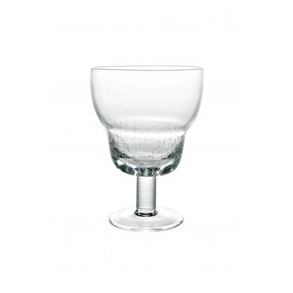 Бокал для вина Стекло Casa Alegre, Португалия<br>Бокал для вина Серия Casse/Битый<br>Высота 130 мм, емкость 290 мл<br>Бренд: Casa Alegre<br>Производитель: Vista Alegre Atlantis, Португалия<br>