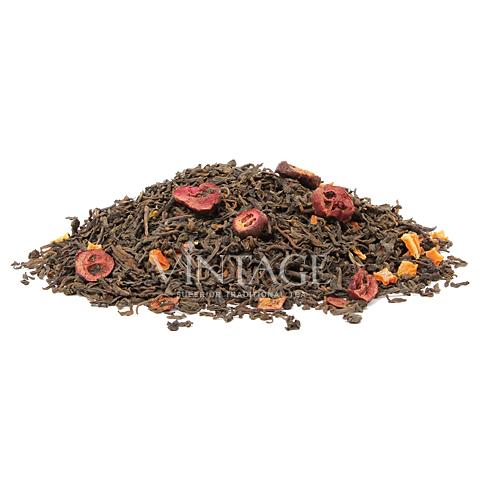 Пу Эр Спелая Клюква (чай черный байховый ароматизированный листовой)Весовой чай<br>Пу Эр Спелая Клюква (чай черный байховый ароматизированный листовой)<br><br><br><br><br><br><br><br><br><br>Время заваривания<br>Температура заваривания<br>Количество заварки<br><br><br><br>Рекомендуемое время заваривания 5-6мин.<br><br><br>Рекомендуемая температура заваривания 90-95 °С<br><br><br>Рекомендуемое количество заварки 3-4гр из расчета на 200-300мл.<br><br><br><br><br><br>Состав:китайский чай Пу Эр, колечки клюквы, кусочки моркови и ягоды бузины.<br>Описание:полезные свойства Пу Эра сложно переоценить. Ведь не случайно он называется чаем стройности, чаем красоты и даже чаем вечной молодости. Чай нормализует уровень холестерина в организме, имеет сильное тонизирующее действие, способствует снижению веса. Земляные  нотки прекрасно сочетаются с клюквенной кислинкой.<br>
