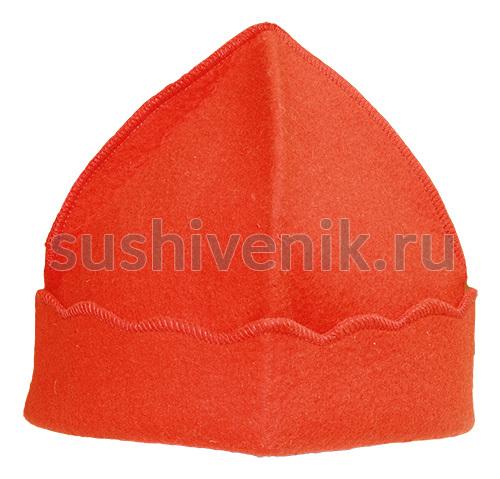 Как сделать красную шапочку в домашних условиях