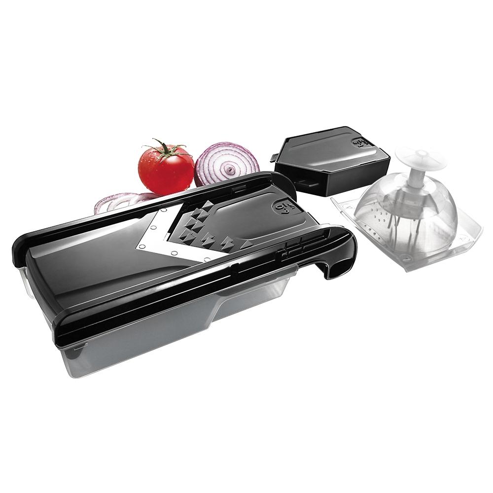 Терка с контейнером, 6 лезвий IBILI Easycook арт. 782000Тёрки<br>С кухонными аксессуарами серии Easycook готовить легко и приятно! Именно это хотели донести до потребителя дизайнеры испанской компании Ibili, разрабатывая многочисленные ножницы, ножи, терки и прочие приспособления для очистки, нарезки и измельчения продуктов.<br>Каждый предмет в коллекции Easycook служит определенной цели. Ножницы с изящными изгибами острых лезвий и специфическими рукоятками, идеально подходящими для той или иной работы; всевозможные шинковки и терки, способные легко и быстро нарезать ломтики нужного размера или мгновенно измельчить продукты; великолепные ножи для очистки и нарезки, идеально ложащиеся в ладонь — кухонные аксессуары от Ibili практически всегда работают за нас!<br>