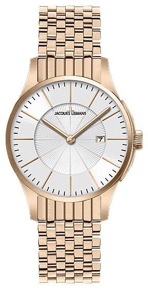 Jacques Lemans 1-1461M - мужские наручные часы из коллекции ClassicJacques Lemans<br><br><br>Бренд: Jacques Lemans<br>Модель: Jacques Lemans 1-1461M<br>Артикул: 1-1461M<br>Вариант артикула: None<br>Коллекция: Classic<br>Подколлекция: None<br>Страна: Австрия<br>Пол: мужские<br>Тип механизма: кварцевые<br>Механизм: None<br>Количество камней: None<br>Автоподзавод: None<br>Источник энергии: от батарейки<br>Срок службы элемента питания: None<br>Дисплей: стрелки<br>Цифры: отсутствуют<br>Водозащита: WR 50<br>Противоударные: None<br>Материал корпуса: нерж. сталь, покрытие: позолота<br>Материал браслета: не указан, покрытие: позолота<br>Материал безеля: None<br>Стекло: минеральное<br>Антибликовое покрытие: None<br>Цвет корпуса: None<br>Цвет браслета: None<br>Цвет циферблата: None<br>Цвет безеля: None<br>Размеры: 38x38 мм<br>Диаметр: None<br>Диаметр корпуса: None<br>Толщина: None<br>Ширина ремешка: None<br>Вес: None<br>Спорт-функции: None<br>Подсветка: None<br>Вставка: None<br>Отображение даты: число<br>Хронограф: None<br>Таймер: None<br>Термометр: None<br>Хронометр: None<br>GPS: None<br>Радиосинхронизация: None<br>Барометр: None<br>Скелетон: None<br>Дополнительная информация: None<br>Дополнительные функции: None