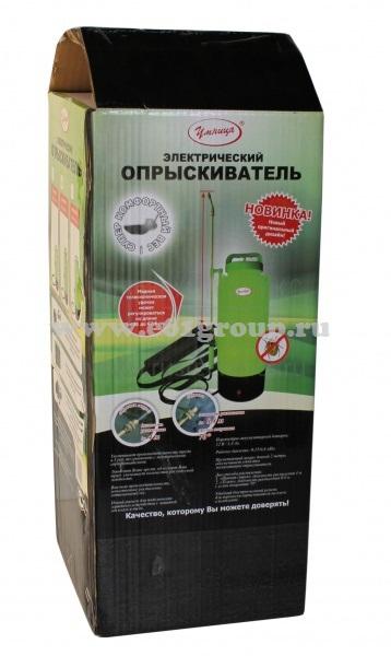 Опрыскиватель электрический Комфорт (Умница) ЭО-8 купить