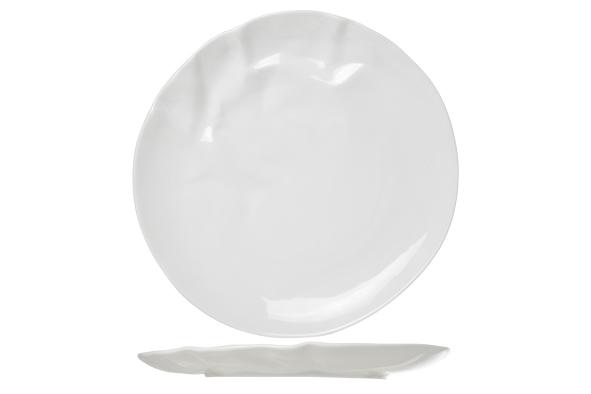 Тарелка для десерта 21 см COSY&amp;TRENDY Twisted 3580547Новинки<br>Тарелка для десерта 21 см COSY&amp;TRENDY Twisted 3580547<br><br>Фарфор является классическим материалом для изготовления посуды. Традиционная классика, характеризующаяся удобной округлой формой, нежными цветовыми красками и изысканным дизайном. Серия, представленная в молочном цвете, устойчива к интенсивной эксплуатации.<br>