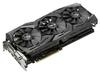 Видеокарта Asus GeForce GTX 1080 Ti ROG-STRIX-GTX1080TI-O11G-GAMINGGeForce<br>Тип видеокарты: офисная/игроваяГрафический процессор: NVIDIA GeForce GTX 1080 TiКод производителя: ROG-STRIX-GTX1080TI-O11G-GAMINGИнтерфейс: PCI-E 16x 3.0Кодовое название графического процессора: GP102-350-A1Техпроцесс: 16 нмКоличество поддерживаемых мониторов: 4Максимальное разрешение: 7680x4320<br>Частота графического процессора: 1569 МГцОбъем видеопамяти: 11264 МбТип видеопамяти: GDDR5XЧастота видеопамяти: 11010 МГцРазрядность шины видеопамяти: 352 битПоддержка режима SLI/CrossFire: есть<br>Разъемы: DVI-D, поддержка HDCP, HDMI x2, DisplayPort x2Версия HDMI: 2.0bВерсия DisplayPort: 1.4<br>Число универсальных процессоров: 3584Версия шейдеров: 5.0Число текстурных блоков: 224Число блоков растеризации: 88Максимальная степень анизотропной фильтрации: 16xПоддержка стандартов: DirectX 12, OpenGL 4.5<br>Поддержка CUDA: есть, версия 6.1Поддержка Vulkan: естьВерсия OpenCL: 1.2Необходимость дополнительного питания: да, 8 pin + 8 pinРекомендуемая мощность блока питания: 600 ВтTDP: 250 ВтДизайн системы охлаждения: кастомныйКоличество вентиляторов: 3Размеры (ШxВxТ): 298x134x53 ммКоличество занимаемых слотов: 3<br>Gaming Mode: частота видеопроцессора Boost - 1683МГц; OC Mode: частота видеопроцессора - 1594 МГц (Boost - 1708 МГц), частота памяти - 11100 МГц<br>