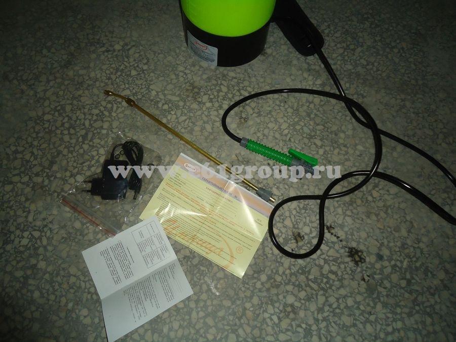 Опрыскиватель электрический Комфорт (Умница) ЭО-8 цена