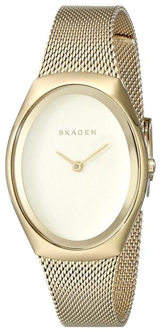 Skagen SKW2298 - женские наручные часы из коллекции MeshSkagen<br><br><br>Бренд: Skagen<br>Модель: Skagen SKW2298<br>Артикул: SKW2298<br>Вариант артикула: None<br>Коллекция: Mesh<br>Подколлекция: None<br>Страна: Дания<br>Пол: женские<br>Тип механизма: кварцевые<br>Механизм: None<br>Количество камней: None<br>Автоподзавод: None<br>Источник энергии: от батарейки<br>Срок службы элемента питания: None<br>Дисплей: стрелки<br>Цифры: отсутствуют<br>Водозащита: WR 30<br>Противоударные: None<br>Материал корпуса: нерж. сталь, PVD покрытие: позолота (полное)<br>Материал браслета: нерж. сталь, PVD покрытие (полное): позолота<br>Материал безеля: None<br>Стекло: минеральное<br>Антибликовое покрытие: None<br>Цвет корпуса: None<br>Цвет браслета: None<br>Цвет циферблата: None<br>Цвет безеля: None<br>Размеры: 27x38x8 мм<br>Диаметр: None<br>Диаметр корпуса: None<br>Толщина: None<br>Ширина ремешка: None<br>Вес: None<br>Спорт-функции: None<br>Подсветка: None<br>Вставка: None<br>Отображение даты: None<br>Хронограф: None<br>Таймер: None<br>Термометр: None<br>Хронометр: None<br>GPS: None<br>Радиосинхронизация: None<br>Барометр: None<br>Скелетон: None<br>Дополнительная информация: None<br>Дополнительные функции: None