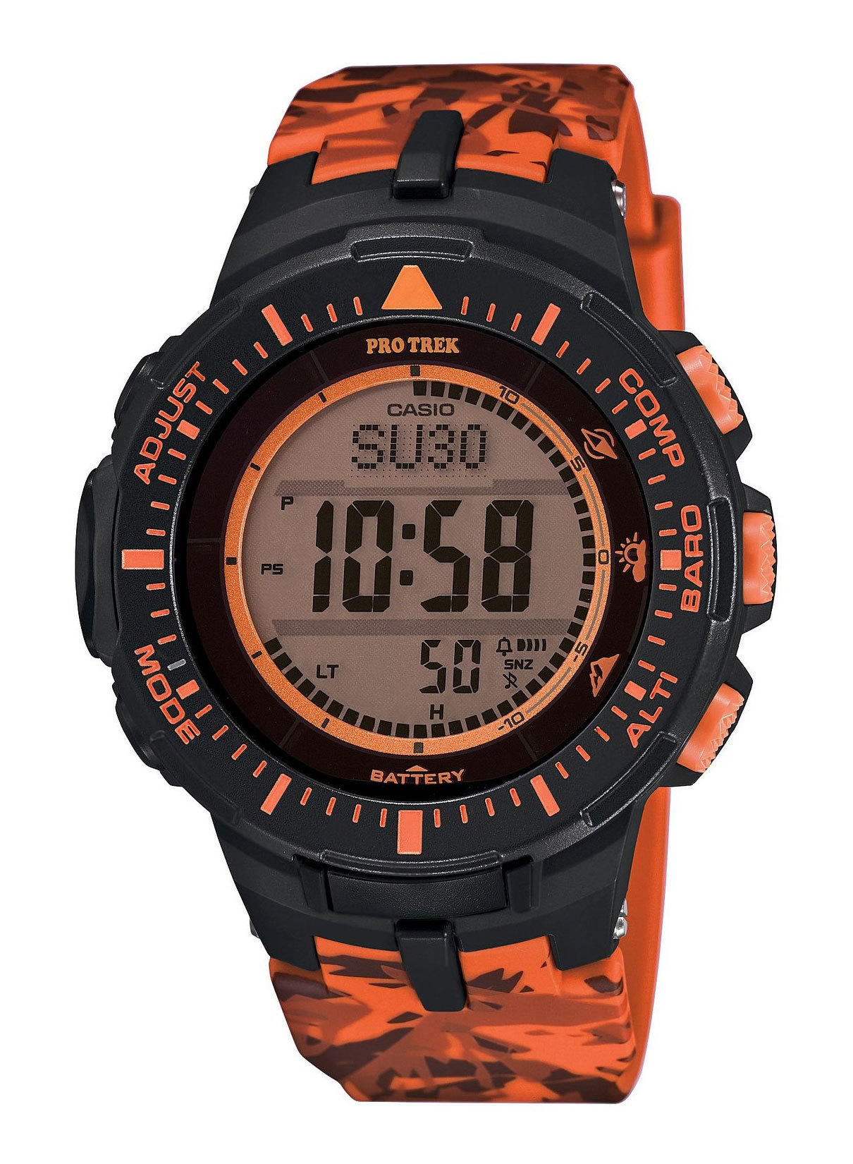 Casio Protrek PRG-300CM-4E / PRG-300CM-4ER - мужские наручные часыCasio<br>Многофункциональные наручные часы с коррекцией времени по радиосигналу,питанием от солнечной батареи, барометром,альтиметром,датчиком температуры, таймером и будильником на полиуриетановом ремешке.<br><br>Бренд: Casio<br>Модель: Casio PRG-300CM-4E<br>Артикул: PRG-300CM-4E<br>Вариант артикула: PRG-300CM-4ER<br>Коллекция: Protrek<br>Подколлекция: None<br>Страна: Япония<br>Пол: мужские<br>Тип механизма: None<br>Механизм: None<br>Количество камней: None<br>Автоподзавод: None<br>Источник энергии: None<br>Срок службы элемента питания: None<br>Дисплей: None<br>Цифры: None<br>Водозащита: None<br>Противоударные: None<br>Материал корпуса: None<br>Материал браслета: None<br>Материал безеля: None<br>Стекло: None<br>Антибликовое покрытие: None<br>Цвет корпуса: None<br>Цвет браслета: None<br>Цвет циферблата: None<br>Цвет безеля: None<br>Размеры: None<br>Диаметр: None<br>Диаметр корпуса: None<br>Толщина: None<br>Ширина ремешка: None<br>Вес: None<br>Спорт-функции: None<br>Подсветка: None<br>Вставка: None<br>Отображение даты: None<br>Хронограф: None<br>Таймер: None<br>Термометр: None<br>Хронометр: None<br>GPS: None<br>Радиосинхронизация: None<br>Барометр: None<br>Скелетон: None<br>Дополнительная информация: None<br>Дополнительные функции: None