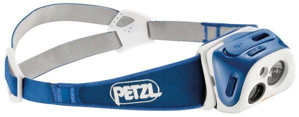 светодиодный фонарь Petzl TIKKA R+ синий недорого
