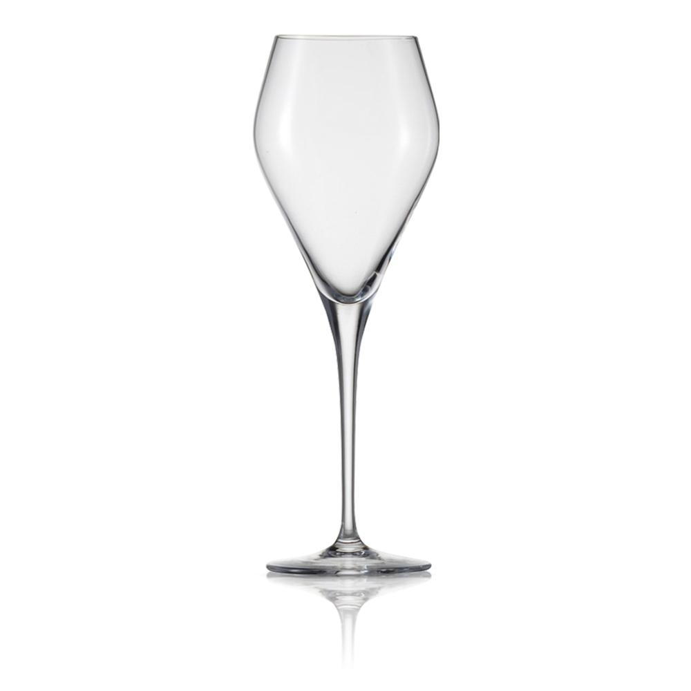 Набор из 6 бокалов для красного вина 428 мл SCHOTT ZWIESEL Estelle арт. 117 736-6Бокалы и стаканы<br>Набор из 6 бокалов для красного вина 428 мл SCHOTT ZWIESEL Estelle арт. 117 736-7<br><br>вид упаковки: подарочнаявысота (см): 20.9диаметр (см): 7.5материал: хрустальное стеклоназначение: для белого винаобъем (мл): 254предметов в наборе (штук): 6страна: Германия<br>Необычная форма бокалов серии Estelle от немецкой компании Schott Zwiesel — это совместный результат кропотливой работы мастеров компании и самых известных сомелье, который позволяет наилучшим образом раскрыть все свойства вина, превращая дегустацию в подлинное наслаждение изысканным вкусом и чудесным ароматом благородного напитка.<br>Серия Estelle предназначена для красного вина, бордо, бургунди, рислинга, шардоне и шампанского — каждый ценитель хороших вин найдет в коллекции свой «персональный» бокал.<br>Особые свойства хрустального стекла позволят сохранить первозданный блеск и сияние изделий даже после многократного использования. Все бокалы коллекции отличаются особой прочностью, их можно мыть в посудомоечной машине.<br>
