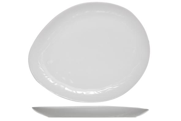 Тарелка овальная 20х16 см COSY&amp;TRENDY Christy 7700235Тарелки<br>Тарелка овальная 20х16 см COSY&amp;TRENDY Christy 7700235<br><br>Выпускаемая фарфоровая посуда отличается простотой и оригинальностью форм. У этой посуды нет острых углов, что удобно при ее санитарной обработке. Фарфор длительное время сохраняет тепло и обладает легкостью.<br>