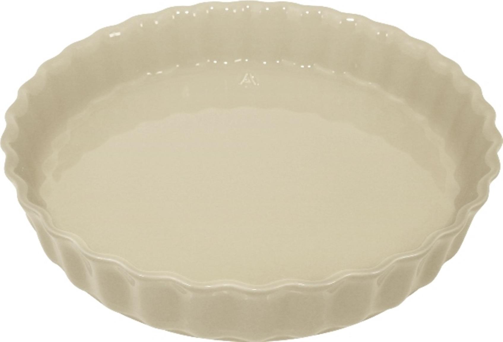 Форма для пирога 28 см Appolia Delices CREAM 11028006Формы для запекания (выпечки)<br>Форма для пирога 28 см Appolia Delices CREAM 11028006<br><br>Благодаря большому разнообразию изящных форм и широкой цветовой гамме, коллекция DELICES предлагает всевозможные варианты приготовления блюд для себя и гостей. Выбирайте цвета в соответствии с вашими желаниями и вашей кухне. Закругленные углы облегчают чистку. Легко использовать. Большие удобные ручки. Прочная жароустойчивая керамика экологична и изготавливается из высококачественной глины. Прочная глазурь устойчива к растрескиванию и сколам, не содержит свинца и кадмия. Глина обеспечивает медленный и равномерный нагрев, деликатное приготовление с сохранением всех питательных веществ и витаминов, а та же долго сохраняет тепло, что удобно при сервировке горячих блюд.<br>