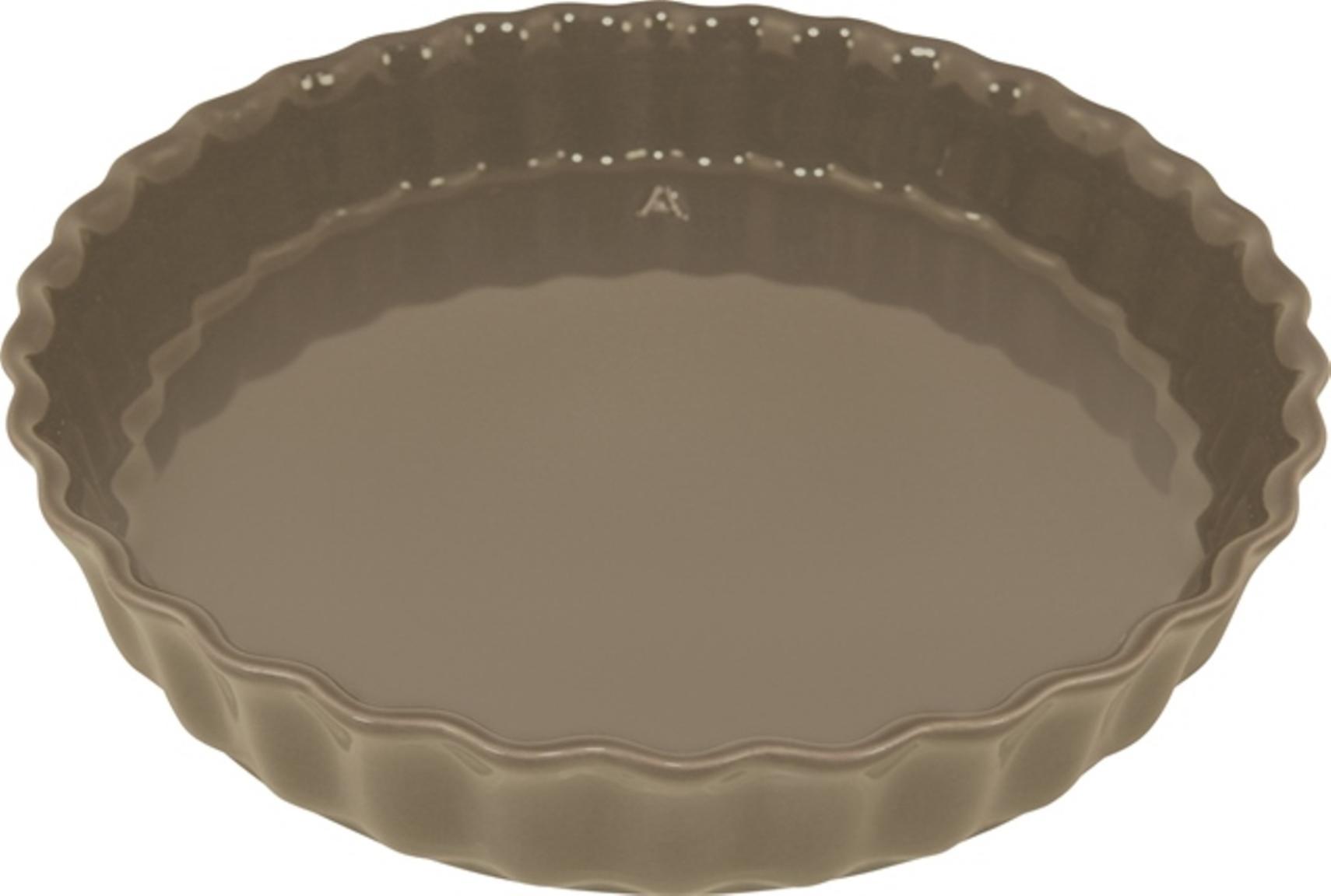 Форма для пирога 28 см Appolia Delices SAND 11028019Формы для запекания (выпечки)<br>Форма для пирога 28 см Appolia Delices SAND 11028019<br><br>Благодаря большому разнообразию изящных форм и широкой цветовой гамме, коллекция DELICES предлагает всевозможные варианты приготовления блюд для себя и гостей. Выбирайте цвета в соответствии с вашими желаниями и вашей кухне. Закругленные углы облегчают чистку. Легко использовать. Большие удобные ручки. Прочная жароустойчивая керамика экологична и изготавливается из высококачественной глины. Прочная глазурь устойчива к растрескиванию и сколам, не содержит свинца и кадмия. Глина обеспечивает медленный и равномерный нагрев, деликатное приготовление с сохранением всех питательных веществ и витаминов, а та же долго сохраняет тепло, что удобно при сервировке горячих блюд.<br>