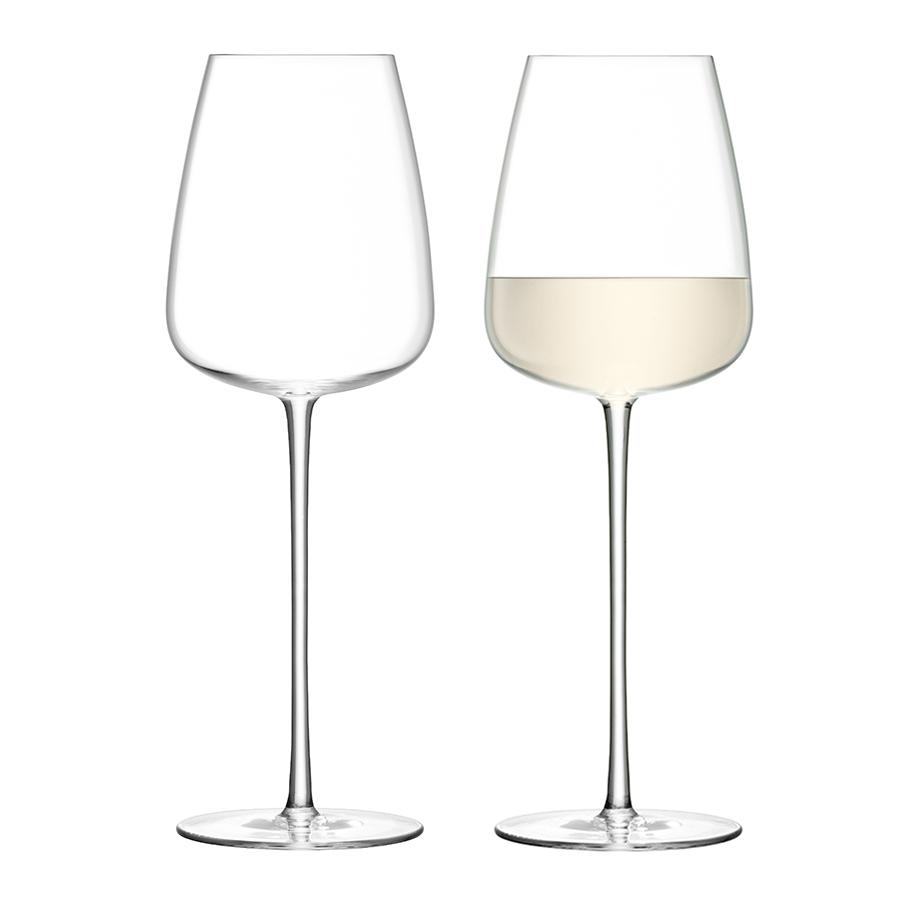 Набор из 2 бокалов для  белого вина Wine Culture 490 мл LSA G1427-18-191Бокалы и стаканы<br><br>