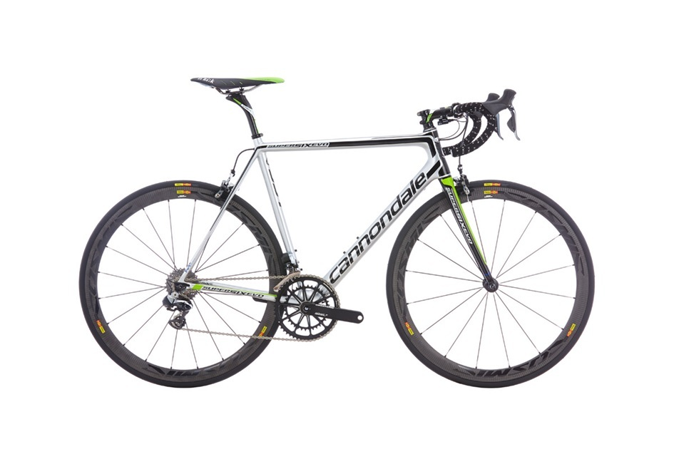 Cannondale SuperSix Evo Hi-Mod Team (2016)Шоссейные<br><br>
