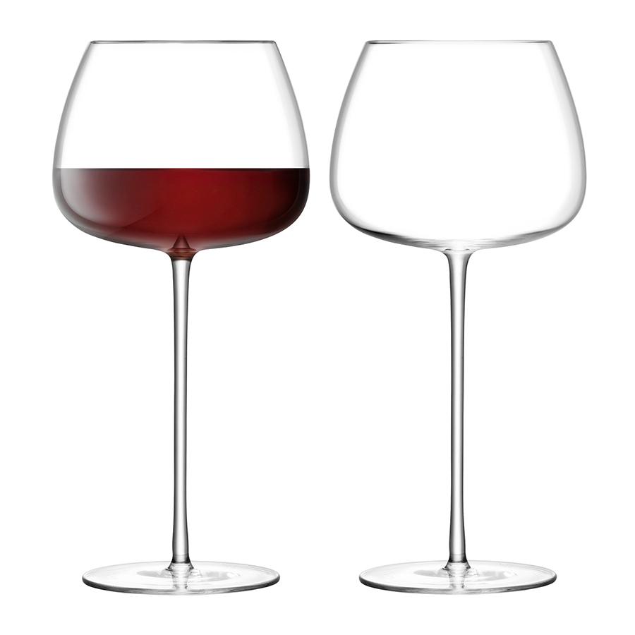 Набор из 2 бокалов для красного вина Wine Culture 590 мл LSA G1427-21-191Бокалы и стаканы<br><br>