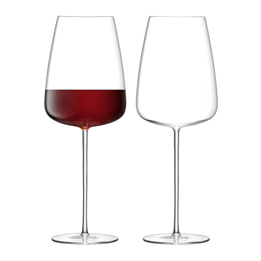 Набор из 2 бокалов для красного вина Wine Culture 800 мл LSA G1427-29-191Бокалы и стаканы<br><br>