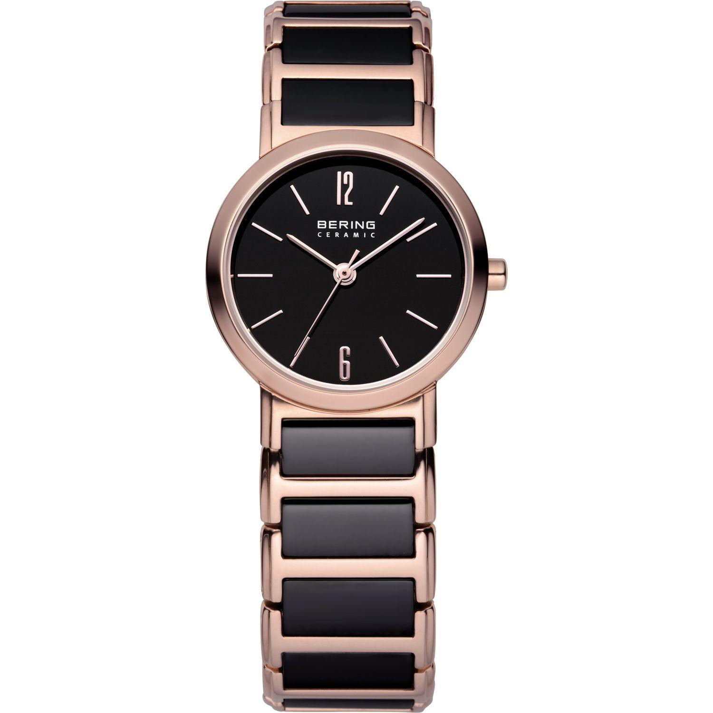 Bering 30226-746 - женские наручные часы из коллекции CeramicBering<br>женские, сапфировое стекло, корпус из нерж. стали с покрытием pvd цвета розового золота,  браслет из нерж. стали с покрытием pvd цвета розового золота со вставками из керамики черного цвета, циферблат черного цвета<br><br>Бренд: Bering<br>Модель: Bering 30226-746<br>Артикул: 30226-746<br>Вариант артикула: ber-30226-746<br>Коллекция: Ceramic<br>Подколлекция: None<br>Страна: Дания<br>Пол: женские<br>Тип механизма: кварцевые<br>Механизм: None<br>Количество камней: None<br>Автоподзавод: None<br>Источник энергии: от батарейки<br>Срок службы элемента питания: None<br>Дисплей: стрелки<br>Цифры: арабские<br>Водозащита: WR 30<br>Противоударные: None<br>Материал корпуса: нерж. сталь, PVD покрытие: позолота (полное)<br>Материал браслета: нерж. сталь + керамика, PVD покрытие (частичное): позолота<br>Материал безеля: None<br>Стекло: сапфировое<br>Антибликовое покрытие: None<br>Цвет корпуса: розовое золото<br>Цвет браслета: розовое золото<br>Цвет циферблата: None<br>Цвет безеля: None<br>Размеры: 26 мм<br>Диаметр: 26 мм<br>Диаметр корпуса: None<br>Толщина: None<br>Ширина ремешка: None<br>Вес: None<br>Спорт-функции: None<br>Подсветка: None<br>Вставка: None<br>Отображение даты: None<br>Хронограф: None<br>Таймер: None<br>Термометр: None<br>Хронометр: None<br>GPS: None<br>Радиосинхронизация: None<br>Барометр: None<br>Скелетон: None<br>Дополнительная информация: None<br>Дополнительные функции: None