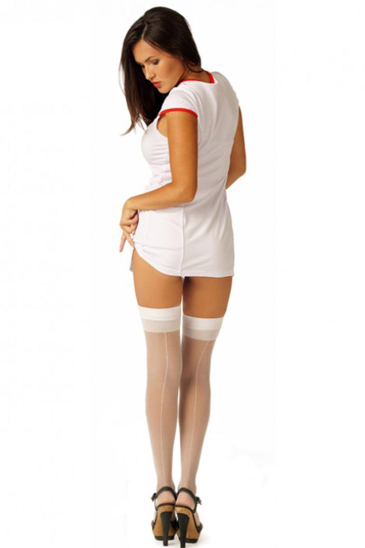Фото медсестр под коротким халатом 9 фотография