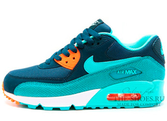Кроссовки Мужские Nike Air Max 90 AquaMarine