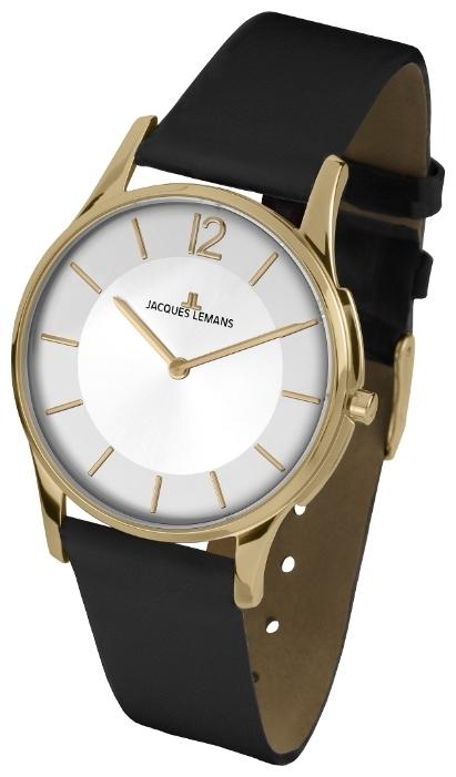 Jacques Lemans 1-1851J - женские наручные часы из коллекции LondonJacques Lemans<br><br><br>Бренд: Jacques Lemans<br>Модель: Jacques Lemans 1-1851J<br>Артикул: 1-1851J<br>Вариант артикула: None<br>Коллекция: London<br>Подколлекция: None<br>Страна: Австрия<br>Пол: женские<br>Тип механизма: кварцевые<br>Механизм: None<br>Количество камней: None<br>Автоподзавод: None<br>Источник энергии: от батарейки<br>Срок службы элемента питания: None<br>Дисплей: стрелки<br>Цифры: арабские<br>Водозащита: WR 5<br>Противоударные: None<br>Материал корпуса: нерж. сталь, IP покрытие (полное)<br>Материал браслета: кожа<br>Материал безеля: None<br>Стекло: Crystex<br>Антибликовое покрытие: None<br>Цвет корпуса: None<br>Цвет браслета: None<br>Цвет циферблата: None<br>Цвет безеля: None<br>Размеры: 28 мм<br>Диаметр: None<br>Диаметр корпуса: None<br>Толщина: None<br>Ширина ремешка: None<br>Вес: None<br>Спорт-функции: None<br>Подсветка: None<br>Вставка: None<br>Отображение даты: None<br>Хронограф: None<br>Таймер: None<br>Термометр: None<br>Хронометр: None<br>GPS: None<br>Радиосинхронизация: None<br>Барометр: None<br>Скелетон: None<br>Дополнительная информация: None<br>Дополнительные функции: None