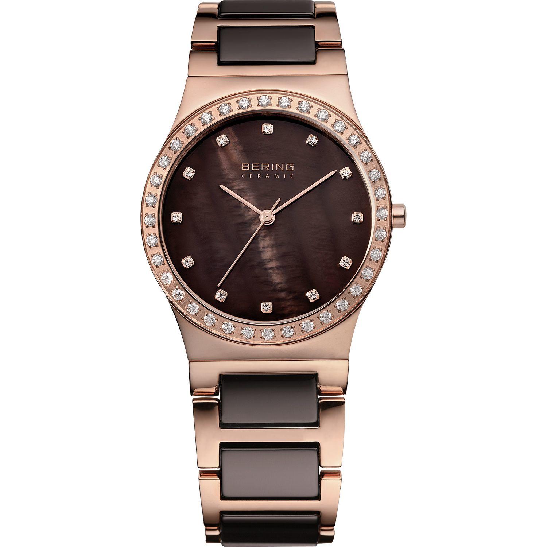 Bering 32435-765 - женские наручные часы из коллекции CeramicBering<br>rose gold, перламутровый циферблат, сапфировое стекло<br><br>Бренд: Bering<br>Модель: Bering 32435-765<br>Артикул: 32435-765<br>Вариант артикула: ber-32435-765<br>Коллекция: Ceramic<br>Подколлекция: None<br>Страна: Дания<br>Пол: женские<br>Тип механизма: кварцевые<br>Механизм: None<br>Количество камней: None<br>Автоподзавод: None<br>Источник энергии: от батарейки<br>Срок службы элемента питания: None<br>Дисплей: стрелки<br>Цифры: отсутствуют<br>Водозащита: WR 50<br>Противоударные: None<br>Материал корпуса: нерж. сталь, PVD покрытие: позолота (полное)<br>Материал браслета: нерж. сталь + керамика, PVD покрытие (частичное): позолота<br>Материал безеля: None<br>Стекло: сапфировое<br>Антибликовое покрытие: None<br>Цвет корпуса: розовое золото<br>Цвет браслета: розовое золото<br>Цвет циферблата: None<br>Цвет безеля: None<br>Размеры: 35 мм<br>Диаметр: 35 мм<br>Диаметр корпуса: None<br>Толщина: None<br>Ширина ремешка: None<br>Вес: None<br>Спорт-функции: None<br>Подсветка: None<br>Вставка: None<br>Отображение даты: None<br>Хронограф: None<br>Таймер: None<br>Термометр: None<br>Хронометр: None<br>GPS: None<br>Радиосинхронизация: None<br>Барометр: None<br>Скелетон: None<br>Дополнительная информация: None<br>Дополнительные функции: None
