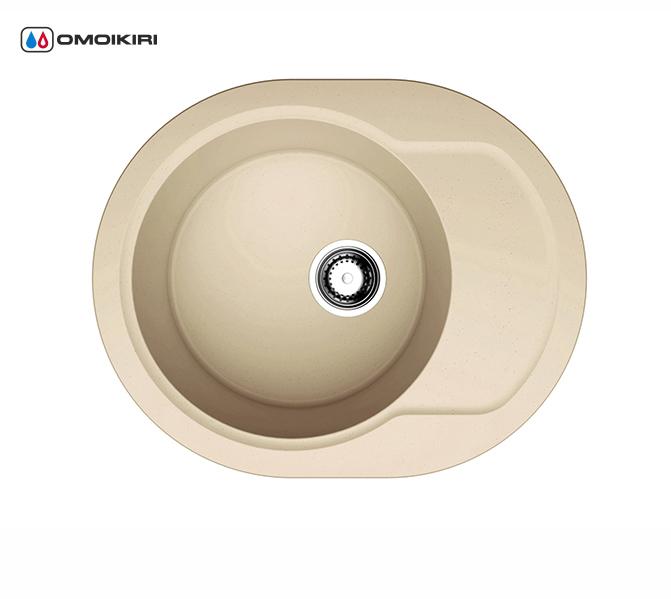 Кухонная мойка из искусственного гранита (Artgranit) OMOIKIRI Manmaru-62-MA (4993350)Кухонные мойки из искусственного гранита<br>Кухонная мойка из искусственного гранита (Artgranit) OMOIKIRI Manmaru-62-MA (4993350)<br><br><br><br><br><br>Преимущества моек из Artgranit<br><br><br><br><br><br><br><br><br>Устойчива к царапинам<br>Устойчива к ударам<br>Не впитывает запахи<br>Не окрашивается от продуктов<br><br><br><br><br>«Artgranit» – создан на основе твердых частиц кварца и гранита, а также прочного связующего полимера.<br>Благодаря прочности и устойчивости кварца к различным природным и химическим воздействиям, данный материал стал незаменимым в различных отраслях, в том числе и в производстве моек.<br>Мойки из «Artgranit» устойчивы к любым механическим повреждениям: деформациям, сколам, царапинам.<br>В составе гранитных моек «Artgranit» пристутствуют специальные антибактериальные защитные комплексы с ионами серебра.<br>Мойки из материала «Artgranit» устойчивы к термическим воздействиям и достойно выдерживают температурные перепады.<br>За время использования Ваша мойка не потеряет свой первоначальный цвет благодаря применению инновационной технологии пигментации кварцевого песка, а не связующего компонента в специальных печах при температуре более 600 градусов.<br>Оборачиваемая чаша мойки.<br>Комплектация:<br><br>крепления;<br>донный клапан (автоматический донный клапан приобретается отдельно);<br>сифон.<br><br><br><br><br><br>Руководство по монтажу<br><br><br><br>Официальный сертифицированный продавец OMOIKIRI™<br>