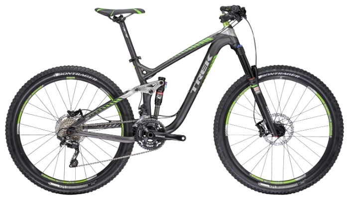 Trek Remedy 7 27.5 (2014)Горные<br><br>