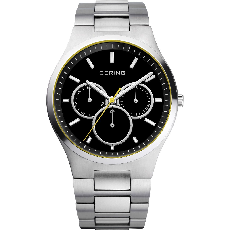 Bering 13841-702 - мужские наручные часы из коллекции ClassicBering<br>мужские,  сапфировое стекло, корпус из нерж. стали , браслет из нерж. стали , циферблат черного цвета, центральная секундная стрелка<br><br>Бренд: Bering<br>Модель: Bering 13841-702<br>Артикул: 13841-702<br>Вариант артикула: ber-13841-702<br>Коллекция: Classic<br>Подколлекция: None<br>Страна: Дания<br>Пол: мужские<br>Тип механизма: кварцевые<br>Механизм: None<br>Количество камней: None<br>Автоподзавод: None<br>Источник энергии: от батарейки<br>Срок службы элемента питания: None<br>Дисплей: стрелки<br>Цифры: отсутствуют<br>Водозащита: WR 50<br>Противоударные: None<br>Материал корпуса: нерж. сталь<br>Материал браслета: нерж. сталь<br>Материал безеля: None<br>Стекло: сапфировое<br>Антибликовое покрытие: None<br>Цвет корпуса: серебристый<br>Цвет браслета: серебрянный<br>Цвет циферблата: None<br>Цвет безеля: None<br>Размеры: 42x10 мм<br>Диаметр: 41 мм<br>Диаметр корпуса: None<br>Толщина: None<br>Ширина ремешка: None<br>Вес: None<br>Спорт-функции: None<br>Подсветка: None<br>Вставка: None<br>Отображение даты: число, день недели<br>Хронограф: None<br>Таймер: None<br>Термометр: None<br>Хронометр: None<br>GPS: None<br>Радиосинхронизация: None<br>Барометр: None<br>Скелетон: None<br>Дополнительная информация: None<br>Дополнительные функции: None