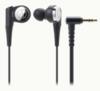 Наушники Audio-Technica ATH-CKR10Хиты продаж<br>Наушники Audio-Technica ATH-CKR10. Цена, обзор<br>Модель данных внутриканальных наушников закрытого типа изготовлена из титана. Отличительной характеристикой является четкая, сбалансированная передача аудио дорожки, которая позволяет оценить звучание даже профессионалам, ведь вовсе не зря они входят в фирменную серию «SonicPro». Прочитайте обзор на Audio-Technica ATH-CKR10, чтобы составить объективное мнение о них.<br><br>Точное звучание, мощные басы<br>Audio-Technica ATH-CKR10 – это воспроизведение любимой музыки в насыщенном качестве. Они приятно удивят равномерным натуральным звучанием, передавая весь колоритный спектр звуковой аудиодорожки, в том числе глубокие, высокие, низкие и спокойные басы.<br>В данной модели наушников размещены два излучателя (динамических), диаметр которых составляет 13 мм. Они отвечают за проигрывание частотного диапазона. Их особое размещение, друг напротив друга, и работа в противофазе, позволяют существенно снизить возможные искажения и усилить передачу низких частот. Такая технология чаще применяется для саб-вуферов. Но благодаря специалистам фирмы Audio-Technica, которые первыми внедрили технологию в наушники закрытого типа, можно наслаждаться басами не только с помощью колонок.<br>Комфортное использование и стильный вид<br>Корпус наушников изготовлен из прочного титанового сплава, что делает их крепкими и к тому же легкими. Сплав также влияет на звукопередачу наушников.<br>Audio-Technica ATH-CKR10, цена на которые Вас приятно удивит, по виду крупнее других моделей закрытого типа, но этот параметр не влияет на комфортное использование. Они удобно располагаются в раковинах ушей, принимая их естественную форму. Это позволяет слушать музыку на протяжении нескольких часов подряд.<br><br>Посмотрите наш полный каталог наушниковAudio-Technica.<br>