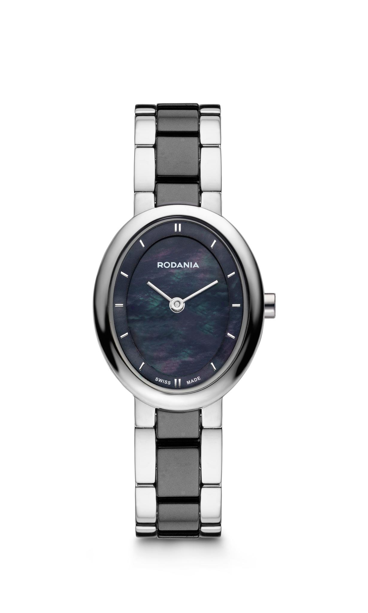 Rodania 25116.46 - женские наручные часы из коллекции FIRENZERodania<br><br><br>Бренд: Rodania<br>Модель: Rodania 25116.46<br>Артикул: 25116.46<br>Вариант артикула: None<br>Коллекция: FIRENZE<br>Подколлекция: None<br>Страна: Швейцария<br>Пол: женские<br>Тип механизма: кварцевые<br>Механизм: Ronda 762E<br>Количество камней: None<br>Автоподзавод: None<br>Источник энергии: от батарейки<br>Срок службы элемента питания: None<br>Дисплей: стрелки<br>Цифры: отсутствуют<br>Водозащита: WR 50<br>Противоударные: None<br>Материал корпуса: нерж. сталь<br>Материал браслета: нерж. сталь + керамика<br>Материал безеля: None<br>Стекло: сапфировое<br>Антибликовое покрытие: None<br>Цвет корпуса: None<br>Цвет браслета: None<br>Цвет циферблата: None<br>Цвет безеля: None<br>Размеры: 25x30 мм<br>Диаметр: None<br>Диаметр корпуса: None<br>Толщина: None<br>Ширина ремешка: None<br>Вес: None<br>Спорт-функции: None<br>Подсветка: None<br>Вставка: None<br>Отображение даты: None<br>Хронограф: None<br>Таймер: None<br>Термометр: None<br>Хронометр: None<br>GPS: None<br>Радиосинхронизация: None<br>Барометр: None<br>Скелетон: None<br>Дополнительная информация: None<br>Дополнительные функции: None