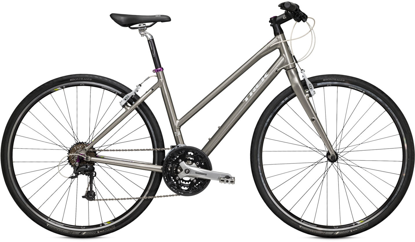 Trek 7.4 FX Womens Low (2016)Дорожные<br><br>