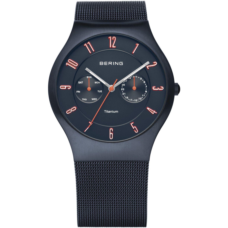 Bering 11939-393 - мужские наручные часы из коллекции TitaniumBering<br>синий миланский браслет, сапфировое стекло, slim design, titanium<br><br>Бренд: Bering<br>Модель: Bering 11939-393<br>Артикул: 11939-393<br>Вариант артикула: ber-11939-393<br>Коллекция: Titanium<br>Подколлекция: None<br>Страна: Дания<br>Пол: мужские<br>Тип механизма: кварцевые<br>Механизм: None<br>Количество камней: None<br>Автоподзавод: None<br>Источник энергии: от батарейки<br>Срок службы элемента питания: None<br>Дисплей: стрелки<br>Цифры: арабские<br>Водозащита: WR 50<br>Противоударные: None<br>Материал корпуса: титан, IP покрытие (полное)<br>Материал браслета: титан, IP покрытие (полное)<br>Материал безеля: None<br>Стекло: сапфировое<br>Антибликовое покрытие: None<br>Цвет корпуса: белый<br>Цвет браслета: голубой<br>Цвет циферблата: None<br>Цвет безеля: None<br>Размеры: 39 мм<br>Диаметр: 39 мм<br>Диаметр корпуса: None<br>Толщина: None<br>Ширина ремешка: None<br>Вес: None<br>Спорт-функции: None<br>Подсветка: стрелок<br>Вставка: None<br>Отображение даты: число, день недели<br>Хронограф: None<br>Таймер: None<br>Термометр: None<br>Хронометр: None<br>GPS: None<br>Радиосинхронизация: None<br>Барометр: None<br>Скелетон: None<br>Дополнительная информация: None<br>Дополнительные функции: None