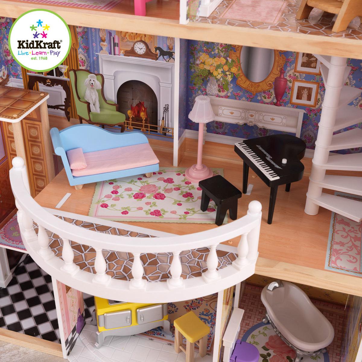 Мебель в дом для кукол своими руками