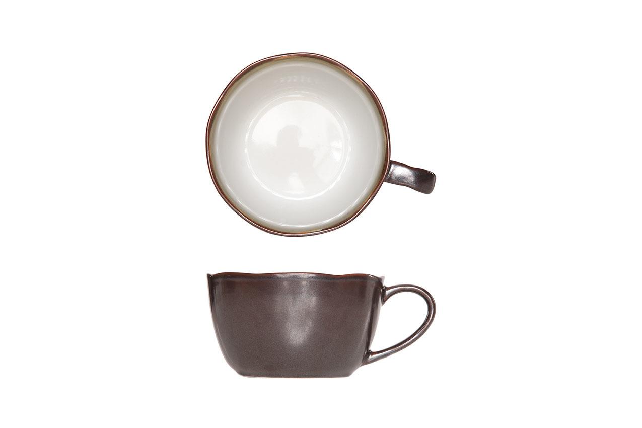 Чашка 550 мл COSY&amp;TRENDY Plato 9580555Кружки и чашки<br>Чашка 550 мл COSY&amp;TRENDY Plato 9580555<br><br>COSY&amp;TRENDY новаторский бренд в области бытовых изделий. Бренд отражает как и инновации, так и современный дизайн. Коллекция PLATO выполнена из высококачественной керамики. Коллекция включает в себя тарелки, миски, чашки и кружки. Дизайн навеян восточной культурой. Коллекция имеет органическую текстуру и светло-темный контраст.<br>