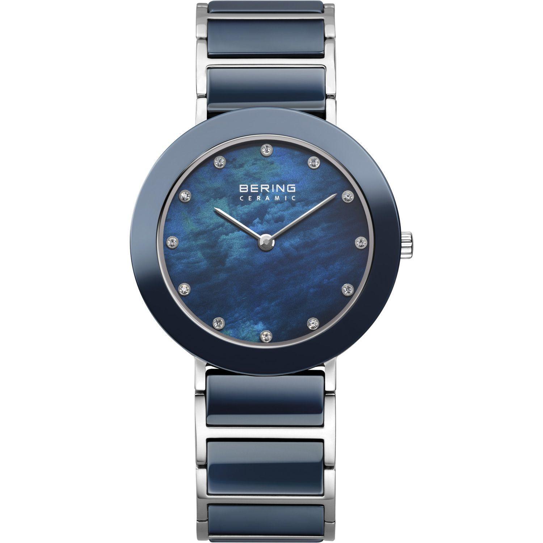 Bering 11435-787 -  наручные часы из коллекции CeramicBering<br>синяя керамика,  перламутровый циферблат, сапфировое стекло<br><br>Бренд: Bering<br>Модель: Bering 11435-787<br>Артикул: 11435-787<br>Вариант артикула: ber-11435-787<br>Коллекция: Ceramic<br>Подколлекция: None<br>Страна: Дания<br>Пол: None<br>Тип механизма: None<br>Механизм: None<br>Количество камней: None<br>Автоподзавод: None<br>Источник энергии: None<br>Срок службы элемента питания: None<br>Дисплей: None<br>Цифры: None<br>Водозащита: None<br>Противоударные: None<br>Материал корпуса: None<br>Материал браслета: None<br>Материал безеля: керамика<br>Стекло: None<br>Антибликовое покрытие: None<br>Цвет корпуса: серебристый<br>Цвет браслета: серебрянный<br>Цвет циферблата: None<br>Цвет безеля: синий<br>Размеры: None<br>Диаметр: 35 мм<br>Диаметр корпуса: None<br>Толщина: None<br>Ширина ремешка: None<br>Вес: None<br>Спорт-функции: None<br>Подсветка: None<br>Вставка: None<br>Отображение даты: None<br>Хронограф: None<br>Таймер: None<br>Термометр: None<br>Хронометр: None<br>GPS: None<br>Радиосинхронизация: None<br>Барометр: None<br>Скелетон: None<br>Дополнительная информация: None<br>Дополнительные функции: None