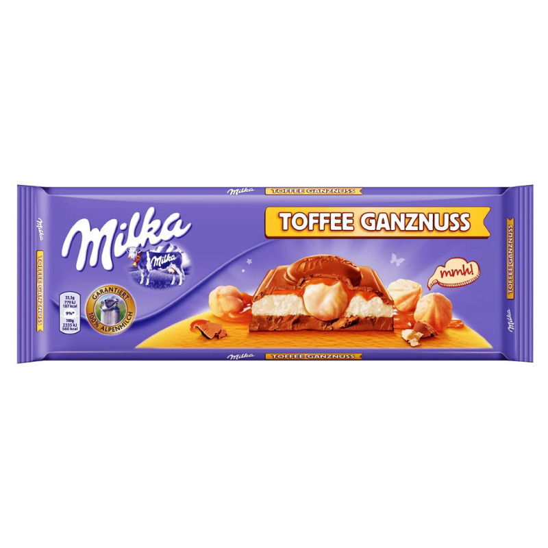 Milka Toffee GanznussДень рождения<br><br>