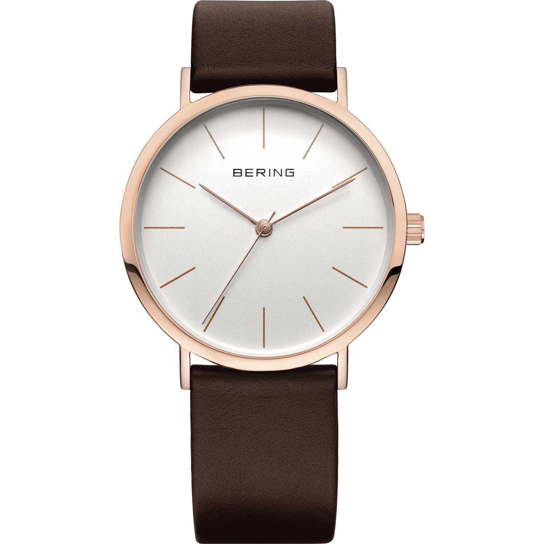 Bering 13436-564 - мужские наручные часы из коллекции ClassicBering<br>cферическое сапфировое стекло, rose gold<br><br>Бренд: Bering<br>Модель: Bering 13436-564<br>Артикул: 13436-564<br>Вариант артикула: ber-13436-564<br>Коллекция: Classic<br>Подколлекция: None<br>Страна: Дания<br>Пол: мужские<br>Тип механизма: кварцевые<br>Механизм: None<br>Количество камней: None<br>Автоподзавод: None<br>Источник энергии: от батарейки<br>Срок службы элемента питания: None<br>Дисплей: стрелки<br>Цифры: отсутствуют<br>Водозащита: WR 30<br>Противоударные: None<br>Материал корпуса: нерж. сталь, IP покрытие: позолота (полное)<br>Материал браслета: кожа (не указан)<br>Материал безеля: None<br>Стекло: сапфировое<br>Антибликовое покрытие: None<br>Цвет корпуса: розовое золото<br>Цвет браслета: коричневый<br>Цвет циферблата: None<br>Цвет безеля: None<br>Размеры: 36 мм<br>Диаметр: 36 мм<br>Диаметр корпуса: None<br>Толщина: None<br>Ширина ремешка: None<br>Вес: None<br>Спорт-функции: None<br>Подсветка: None<br>Вставка: None<br>Отображение даты: None<br>Хронограф: None<br>Таймер: None<br>Термометр: None<br>Хронометр: None<br>GPS: None<br>Радиосинхронизация: None<br>Барометр: None<br>Скелетон: None<br>Дополнительная информация: None<br>Дополнительные функции: None