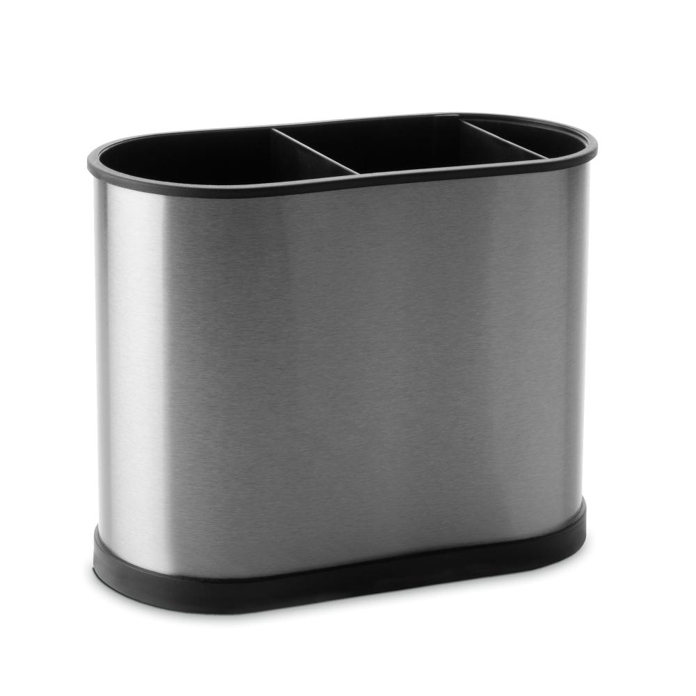 Подставка для кухонных аксессуаров 22х18 см, нержавеющая сталь, пластик IBILI Prisma арт. 797250Органайзеры для раковины<br>высота (см):18.0диаметр (см):22.0материал:нержавеющая стальпредметов в наборе (штук):1страна:Испания<br><br>Крышки из жароустойчивого стекла серии Prisma от Ibili отличаются стильным дизайном, эргономичными ручками, великолепным исполнением и непревзойденным удобством в эксплуатации. Любое изделие линейки Prisma — это современные инновации в сочетании с оригинальным воплощением смелых творческих идей. Все крышки выполнены из безопасных и качественных материалов, не оказывающих негативного влияния на здоровье человека или окружающую среду.<br>Круглые крышки коллекции Prisma идеально подойдут к сковородам соответствующего диаметра из любых коллекций бренда Ibili. Они плотно накрывают сковороду, а крупная ручка удобно ложится в руку.<br>Официальный продавец IBILI<br>
