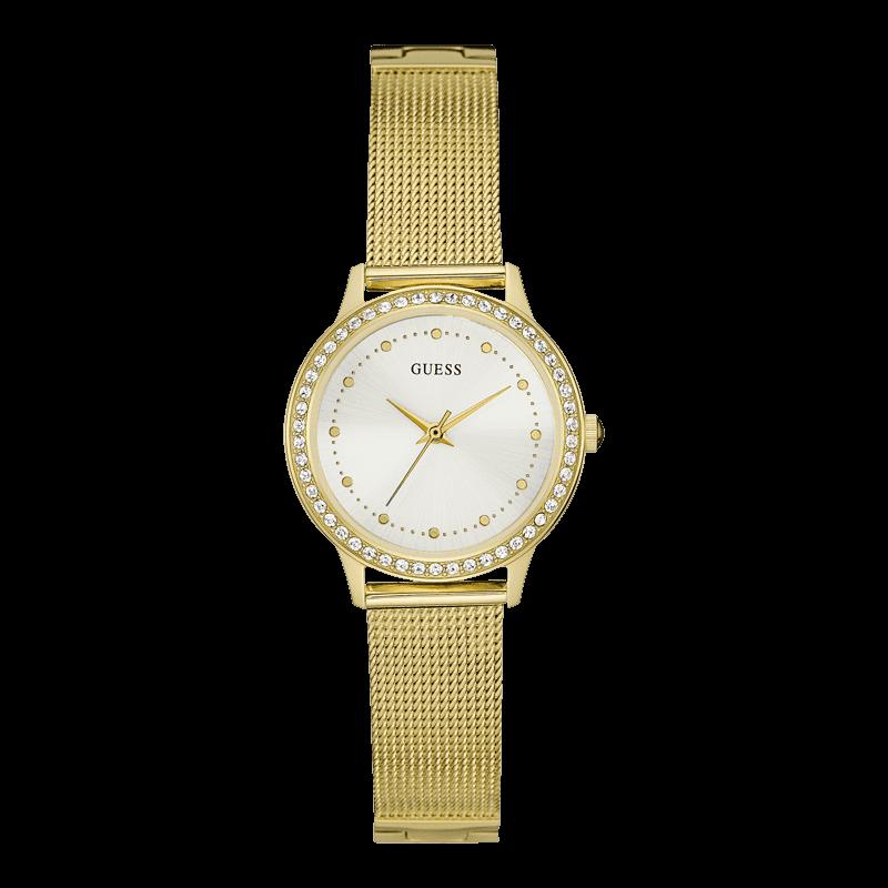 GUESS W0647L7 - женские наручные часы из коллекции IconicGUESS<br><br><br>Бренд: GUESS<br>Модель: GUESS W0647L7<br>Артикул: W0647L7<br>Вариант артикула: None<br>Коллекция: Iconic<br>Подколлекция: None<br>Страна: США<br>Пол: женские<br>Тип механизма: кварцевые<br>Механизм: None<br>Количество камней: None<br>Автоподзавод: None<br>Источник энергии: от батарейки<br>Срок службы элемента питания: None<br>Дисплей: стрелки<br>Цифры: отсутствуют<br>Водозащита: WR 30<br>Противоударные: None<br>Материал корпуса: нерж. сталь, полное покрытие корпуса<br>Материал браслета: нерж. сталь, полное дополнительное покрытие<br>Материал безеля: None<br>Стекло: минеральное<br>Антибликовое покрытие: None<br>Цвет корпуса: золото<br>Цвет браслета: золото<br>Цвет циферблата: белый<br>Цвет безеля: None<br>Размеры: 30x8 мм<br>Диаметр: None<br>Диаметр корпуса: None<br>Толщина: None<br>Ширина ремешка: None<br>Вес: None<br>Спорт-функции: None<br>Подсветка: None<br>Вставка: None<br>Отображение даты: None<br>Хронограф: None<br>Таймер: None<br>Термометр: None<br>Хронометр: None<br>GPS: None<br>Радиосинхронизация: None<br>Барометр: None<br>Скелетон: None<br>Дополнительная информация: None<br>Дополнительные функции: None