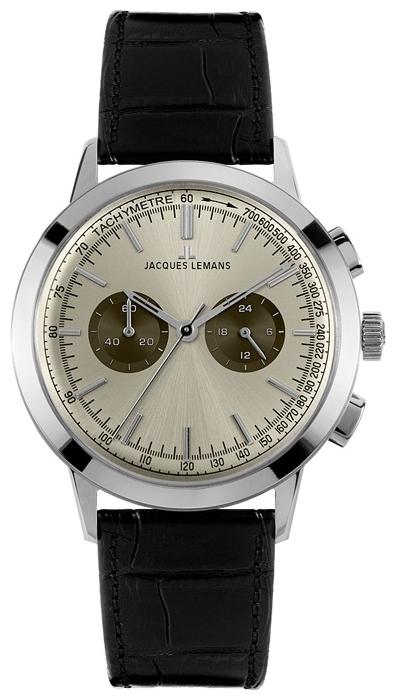 Jacques Lemans N-204B - мужские наручные часы из коллекции NostalgieJacques Lemans<br><br><br>Бренд: Jacques Lemans<br>Модель: Jacques Lemans N-204B<br>Артикул: N-204B<br>Вариант артикула: None<br>Коллекция: Nostalgie<br>Подколлекция: None<br>Страна: Австрия<br>Пол: мужские<br>Тип механизма: кварцевые<br>Механизм: None<br>Количество камней: None<br>Автоподзавод: None<br>Источник энергии: от батарейки<br>Срок службы элемента питания: None<br>Дисплей: стрелки<br>Цифры: отсутствуют<br>Водозащита: WR 50<br>Противоударные: None<br>Материал корпуса: нерж. сталь<br>Материал браслета: кожа<br>Материал безеля: None<br>Стекло: минеральное<br>Антибликовое покрытие: None<br>Цвет корпуса: None<br>Цвет браслета: None<br>Цвет циферблата: None<br>Цвет безеля: None<br>Размеры: 44x44 мм<br>Диаметр: None<br>Диаметр корпуса: None<br>Толщина: None<br>Ширина ремешка: None<br>Вес: None<br>Спорт-функции: None<br>Подсветка: None<br>Вставка: None<br>Отображение даты: None<br>Хронограф: есть<br>Таймер: None<br>Термометр: None<br>Хронометр: None<br>GPS: None<br>Радиосинхронизация: None<br>Барометр: None<br>Скелетон: None<br>Дополнительная информация: None<br>Дополнительные функции: None