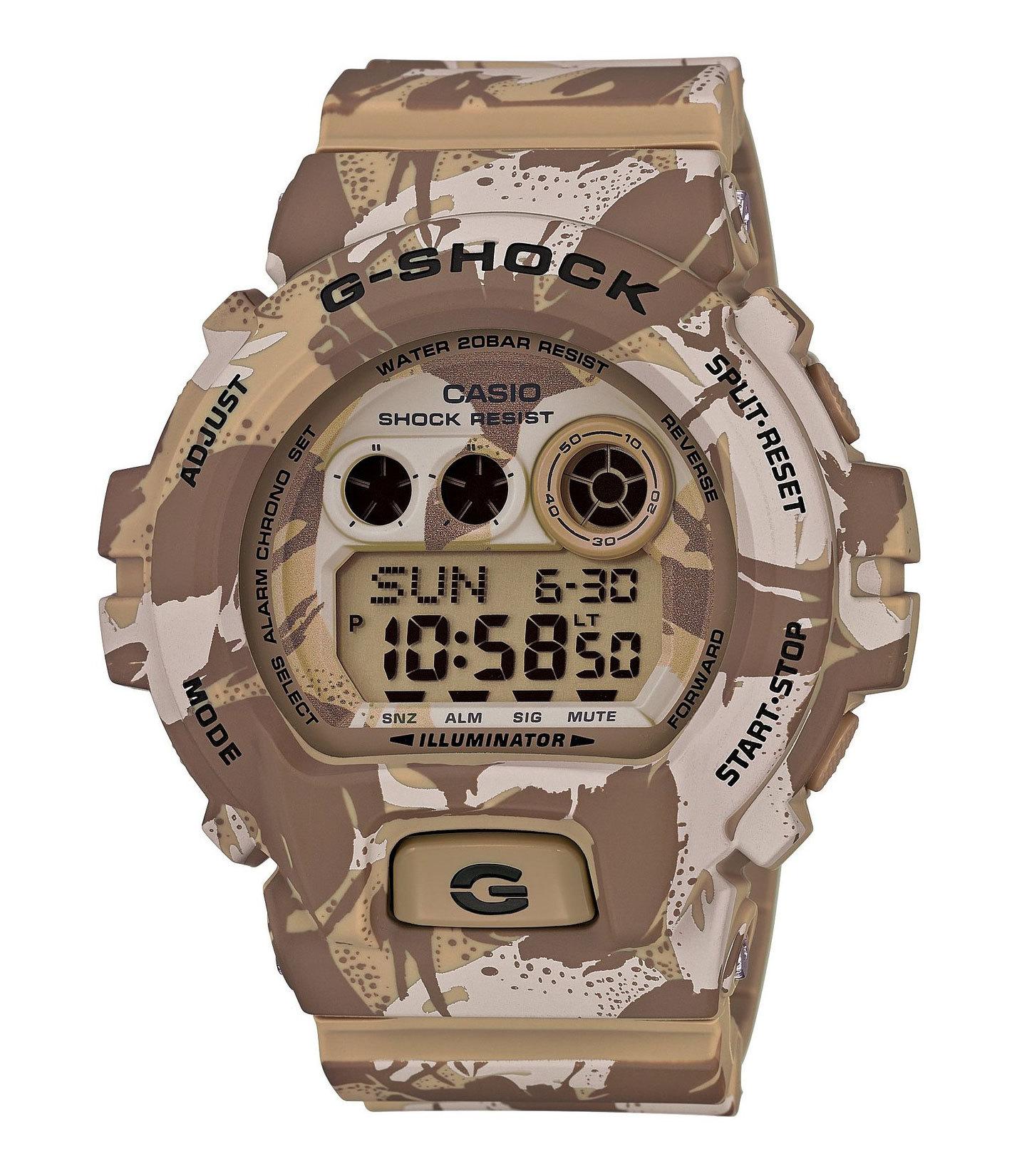 Casio G-SHOCK GD-X6900MC-5E / GD-X6900MC-5ER - мужские наручные часыCasio<br><br><br>Бренд: Casio<br>Модель: Casio GD-X6900MC-5E<br>Артикул: GD-X6900MC-5E<br>Вариант артикула: GD-X6900MC-5ER<br>Коллекция: G-SHOCK<br>Подколлекция: None<br>Страна: Япония<br>Пол: мужские<br>Тип механизма: кварцевые<br>Механизм: None<br>Количество камней: None<br>Автоподзавод: None<br>Источник энергии: от батарейки<br>Срок службы элемента питания: None<br>Дисплей: цифры<br>Цифры: None<br>Водозащита: WR 200<br>Противоударные: есть<br>Материал корпуса: пластик<br>Материал браслета: пластик<br>Материал безеля: None<br>Стекло: минеральное<br>Антибликовое покрытие: None<br>Цвет корпуса: None<br>Цвет браслета: None<br>Цвет циферблата: None<br>Цвет безеля: None<br>Размеры: 53.9x57.5x20.4 мм<br>Диаметр: None<br>Диаметр корпуса: None<br>Толщина: None<br>Ширина ремешка: None<br>Вес: 79 г<br>Спорт-функции: секундомер, таймер обратного отсчета<br>Подсветка: дисплея<br>Вставка: None<br>Отображение даты: вечный календарь, число, месяц, год, день недели<br>Хронограф: None<br>Таймер: None<br>Термометр: None<br>Хронометр: None<br>GPS: None<br>Радиосинхронизация: None<br>Барометр: None<br>Скелетон: None<br>Дополнительная информация: автоподсветка, ежечасный сигнал, повтор сигнала будильника, функция Flash alert, функция включения/отключения звука кнопок; элемент питания CR2032, срок службы батарейки 10 лет<br>Дополнительные функции: второй часовой пояс, будильник (количество установок: 3)