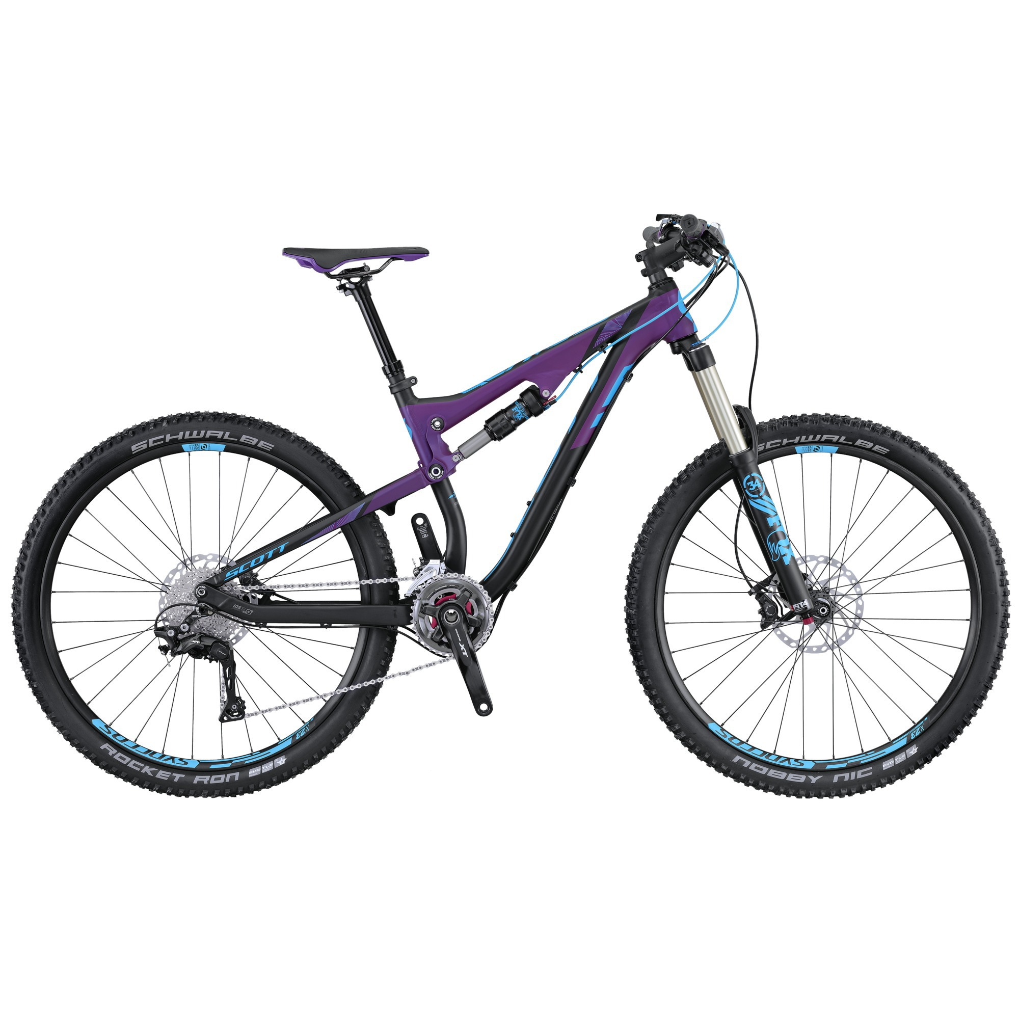Scott Contessa Genius 710 (2016)Горные<br><br>