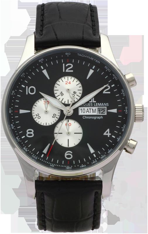 Jacques Lemans 1-1844A - мужские наручные часы из коллекции LondonJacques Lemans<br><br><br>Бренд: Jacques Lemans<br>Модель: Jacques Lemans 1-1844A<br>Артикул: 1-1844A<br>Вариант артикула: None<br>Коллекция: London<br>Подколлекция: None<br>Страна: Австрия<br>Пол: мужские<br>Тип механизма: кварцевые<br>Механизм: None<br>Количество камней: None<br>Автоподзавод: None<br>Источник энергии: от батарейки<br>Срок службы элемента питания: None<br>Дисплей: стрелки<br>Цифры: арабские<br>Водозащита: WR 10<br>Противоударные: None<br>Материал корпуса: нерж. сталь<br>Материал браслета: кожа<br>Материал безеля: None<br>Стекло: Crystex<br>Антибликовое покрытие: None<br>Цвет корпуса: None<br>Цвет браслета: None<br>Цвет циферблата: None<br>Цвет безеля: None<br>Размеры: 44 мм<br>Диаметр: None<br>Диаметр корпуса: None<br>Толщина: None<br>Ширина ремешка: None<br>Вес: None<br>Спорт-функции: секундомер<br>Подсветка: стрелок<br>Вставка: None<br>Отображение даты: число<br>Хронограф: есть<br>Таймер: None<br>Термометр: None<br>Хронометр: None<br>GPS: None<br>Радиосинхронизация: None<br>Барометр: None<br>Скелетон: None<br>Дополнительная информация: None<br>Дополнительные функции: None