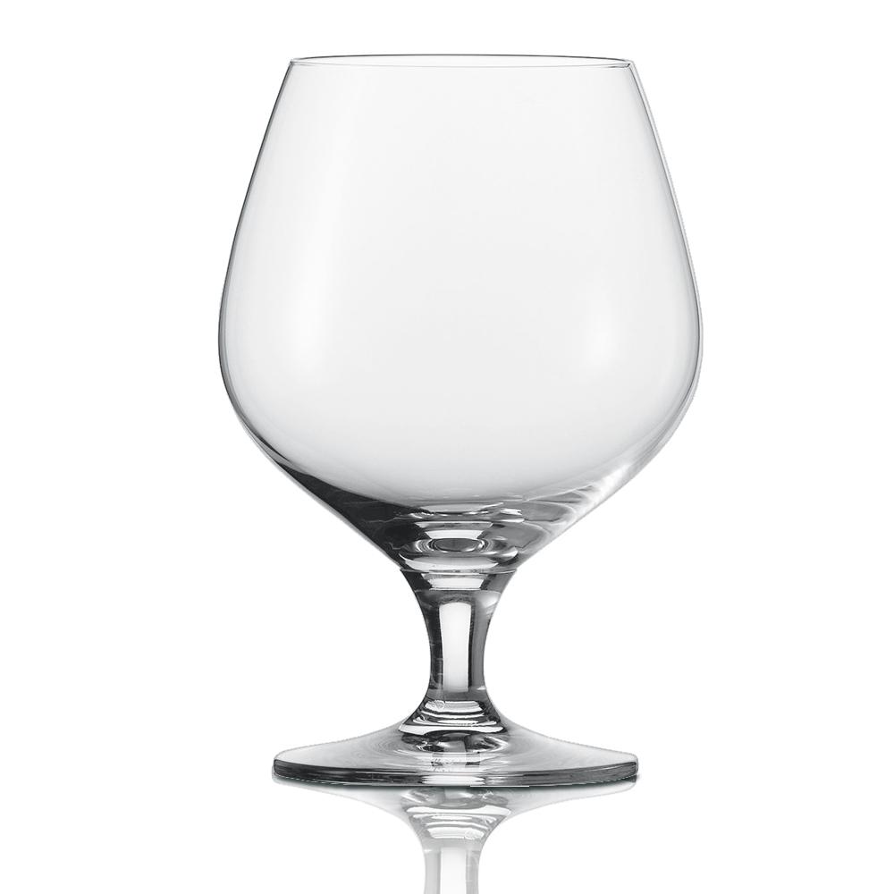 Набор из 6 бокалов для коньяка 540 мл SCHOTT ZWIESEL Mondial арт. 133 948-6Бокалы и стаканы<br>Набор из 6 бокалов для коньяка 540 мл SCHOTT ZWIESEL Mondial арт. 133 948-7<br><br>вид упаковки: подарочнаявысота (см): 14.7диаметр (см): 10.1материал: хрустальное стеклоназначение: для коньякаобъем (мл): 540предметов в наборе (штук): 6страна: Германия<br>Бокалы для коньяка серии Mondial впечатляют элегантностью истинной роскоши. Изысканная форма, оригинальный дизайн в сочетании с высокой прочностью, идеальной прозрачностью и блеском бессвинцового хрусталя Tritan — это настоящий подарок для ценителей коньяка. Набор коньячных бокалов из коллекции Mondial станет великолепным украшением повседневной или торжественной сервировки стола.<br>Благодаря отсутствию в хрустальном стекле оксидов бария и свинца изделия характеризуются повышенной ударопрочностью, что позволяет использовать их как в домашней, так и в ресторанной сервировке.<br>