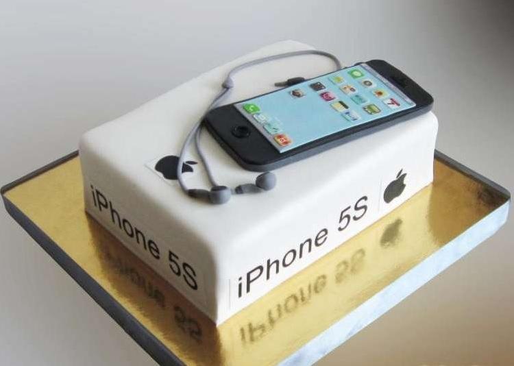 Торт смартфон фото мастер класс